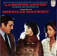 Cover Mireille Mathieu - La bonne année