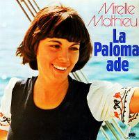 Cover Mireille Mathieu - La Paloma ade