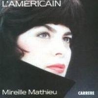 Cover Mireille Mathieu - L'Américain