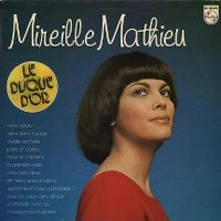 Cover Mireille Mathieu - Le disque d'or
