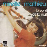 Cover Mireille Mathieu - Le vent de la nuit