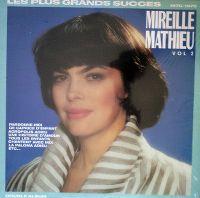 Cover Mireille Mathieu - Les plus grands succès - Vol. 2: 1970-1975