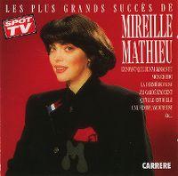 Cover Mireille Mathieu - Les plus grands succès de Mireille Mathieu