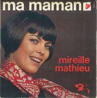 Cover Mireille Mathieu - Ma maman