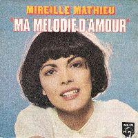 Cover Mireille Mathieu - Ma mélodie d'amour