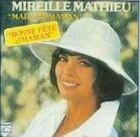 Cover Mireille Mathieu - Madame Maman