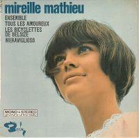 Cover Mireille Mathieu - Meraviglioso