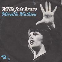 Cover Mireille Mathieu - Mille fois bravo