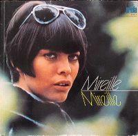 Cover Mireille Mathieu - Mireille