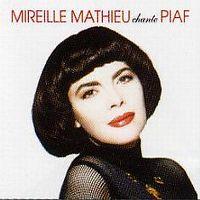 Cover Mireille Mathieu - Mireille Mathieu chante Piaf