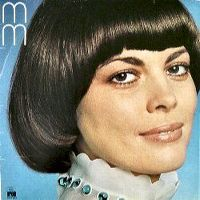 Cover Mireille Mathieu - MM