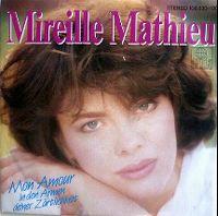Cover Mireille Mathieu - Mon amour - In den Armen deiner Zärtlichkeit