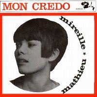Cover Mireille Mathieu - Mon crédo