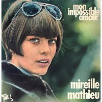 Cover Mireille Mathieu - Mon impossible amour