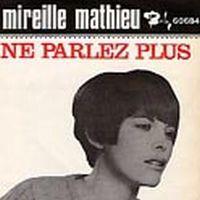 Cover Mireille Mathieu - Ne parlez plus