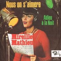 Cover Mireille Mathieu - Nous on s'aimera