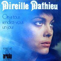 Cover Mireille Mathieu - On a tous rendez-vous un jour