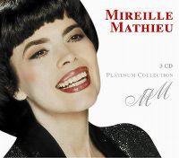 Cover Mireille Mathieu - Platinum Collection