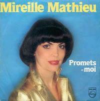 Cover Mireille Mathieu - Promets-moi