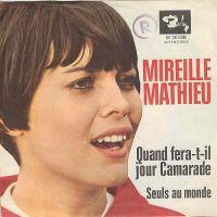 Cover Mireille Mathieu - Quand fera-t-il jour Camarade