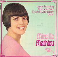 Cover Mireille Mathieu - Quand tu t'en iras