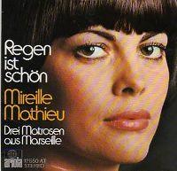 Cover Mireille Mathieu - Regen ist schön