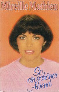 Cover Mireille Mathieu - So ein schöner Abend