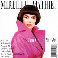 Cover Mireille Mathieu - Son grand numéro