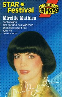 Cover Mireille Mathieu - Star-Festival