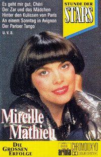 Cover Mireille Mathieu - Stunde der Stars - Die großen Erfolge