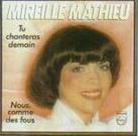 Cover Mireille Mathieu - Tu chanteras demain