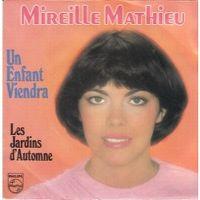 Cover Mireille Mathieu - Un enfant viendra