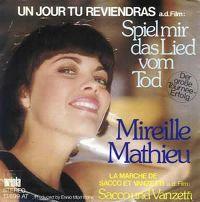 Cover Mireille Mathieu - Un jour tu reviendras