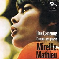 Cover Mireille Mathieu - Una canzone