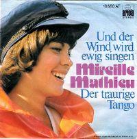 Cover Mireille Mathieu - Und der Wind wird ewig singen