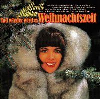 Cover Mireille Mathieu - Und wieder wird es Weihnachtszeit