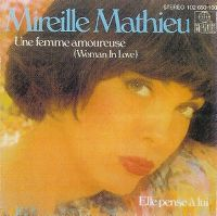 Cover Mireille Mathieu - Une femme amoureuse