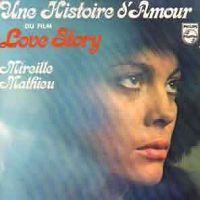 Cover Mireille Mathieu - Une histoire d'amour