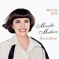 Cover Mireille Mathieu - Une vie d'amour - Best Of 2CD