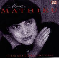 Cover Mireille Mathieu - Unter dem Himmel von Paris