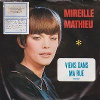 Cover Mireille Mathieu - Viens dans ma rue