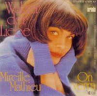 Cover Mireille Mathieu - Walzer der Liebe