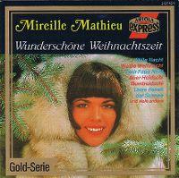 Cover Mireille Mathieu - Wunderschöne Weihnachtszeit