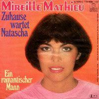 Cover Mireille Mathieu - Zuhause wartet Natascha