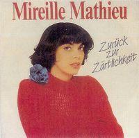 Cover Mireille Mathieu - Zurück zur Zärtlichkeit