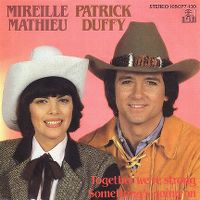 Cover Mireille Mathieu & Patrick Duffy - Together We're Strong