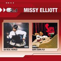 Cover Missy Elliott - 2 in 1: Da Real World / Supa Dupa Fly