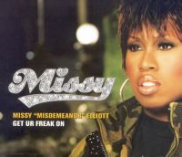 "Cover Missy ""Misdemeanor"" Elliott - Get Ur Freak On"
