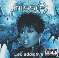 Cover Missy Misdemeanor Elliott - Miss E... So Addictive
