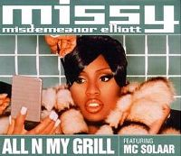 Cover Missy Misdemeanor Elliott feat. MC Solaar - All N My Grill